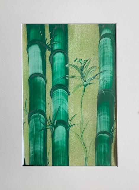 Bambus A4 Enkaustik