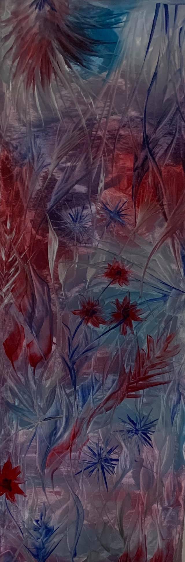 Florales_3 40x120
